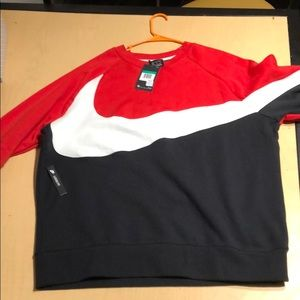 Nike Men's Swoosh Sweatshirt